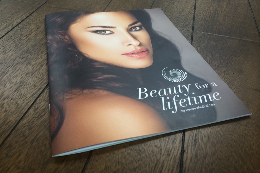 Revive Medical Spa Beauty Book