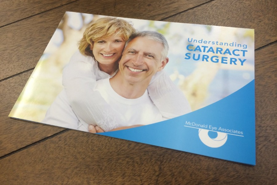 McDonald Eye Associates Cataract Booklet