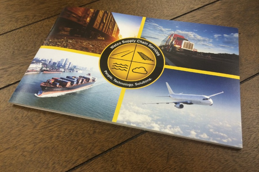 Watco Supply Chain Services Company Profile Book