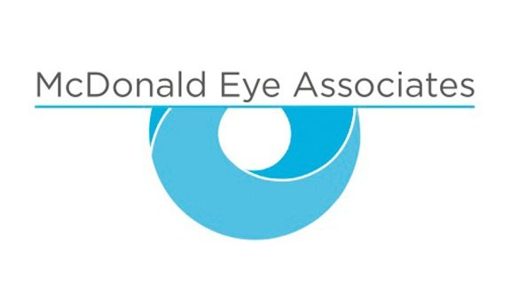 McDonald Eye Associates Logo Refresh